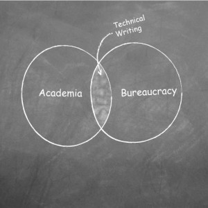 Where academia meets bureacracy