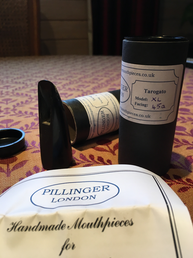 Pillinger-mouthpieces